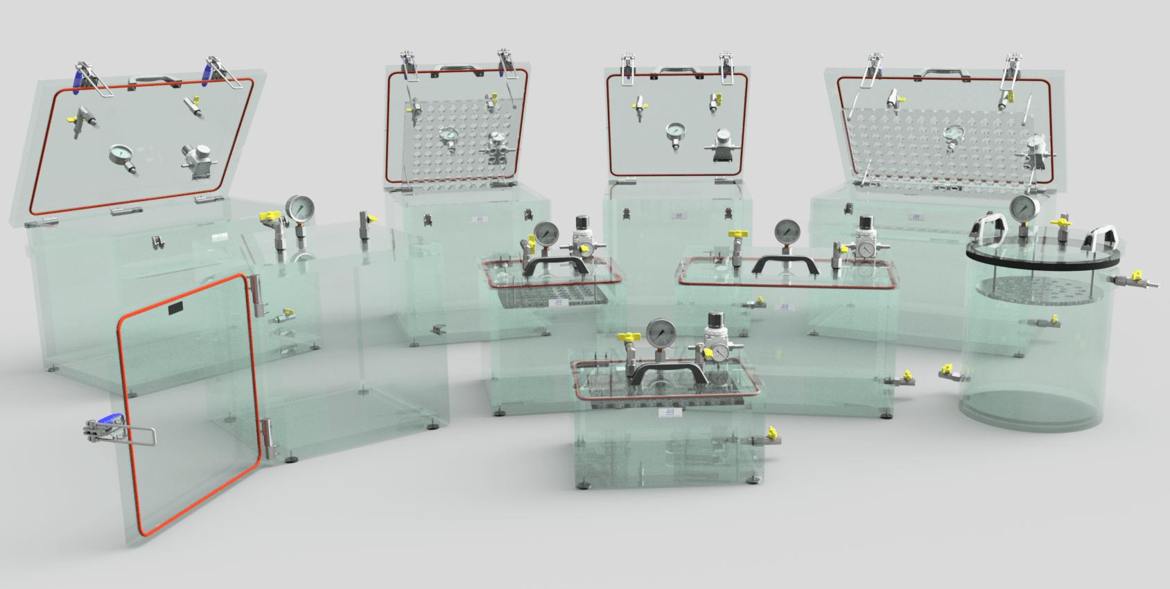 acrylic vacuum chambers