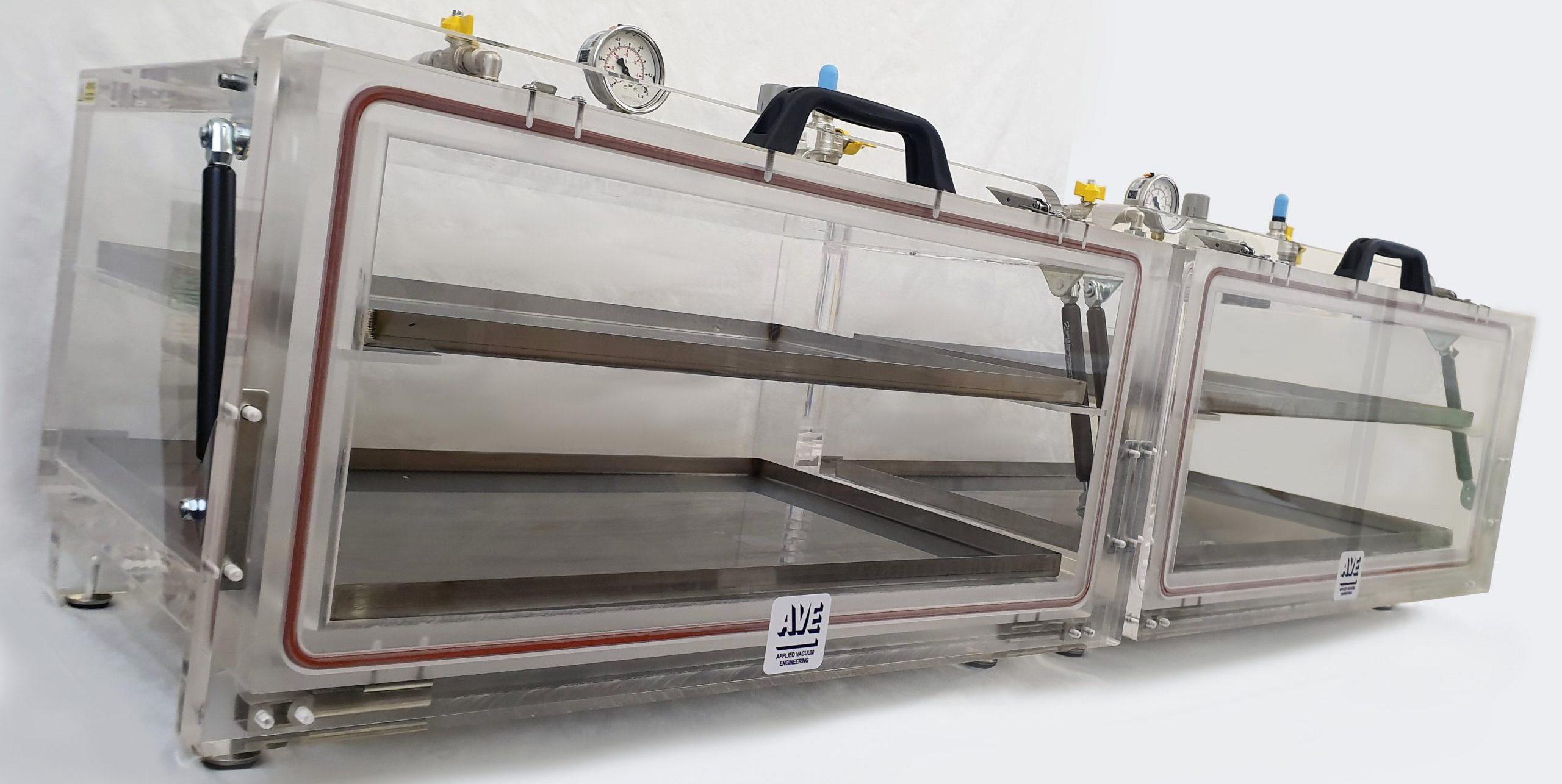 custom acrylic vacuum chambers