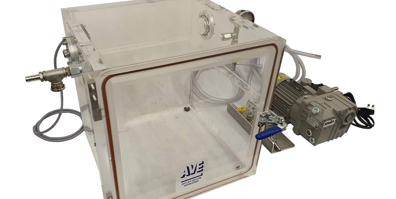 custom acrylic vacuum chamber